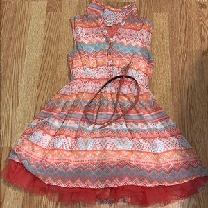 kids bohemian dress
